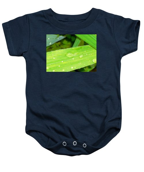 Raindrops Baby Onesie