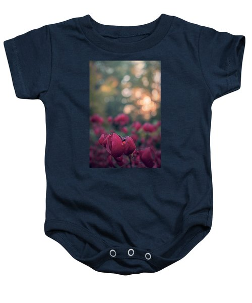 Burning Red II Baby Onesie