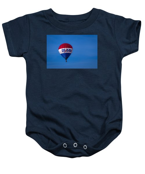 Remax Hot Air Balloon Baby Onesie