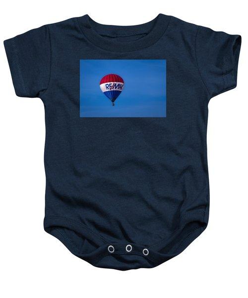 Remax Hot Air Balloon Baby Onesie