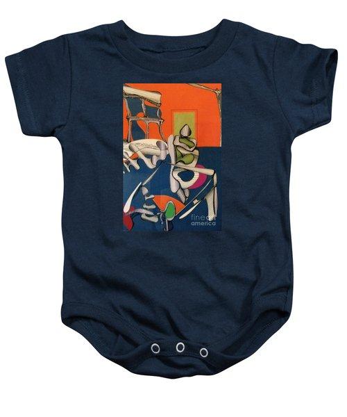 Rfb0122 Baby Onesie