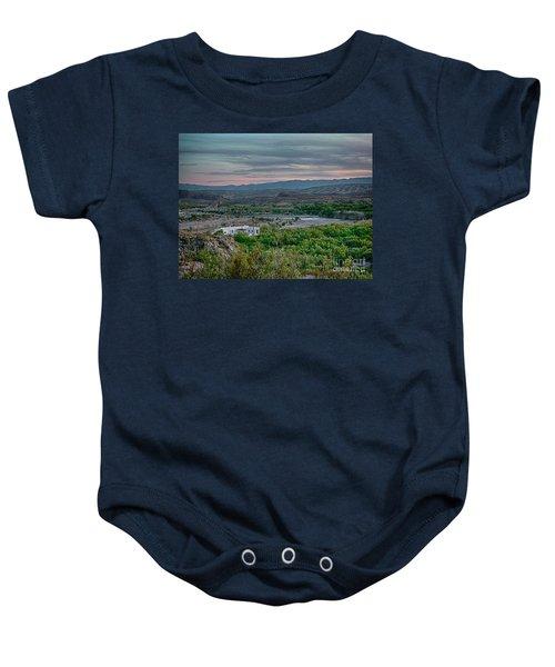 River Overlook Baby Onesie