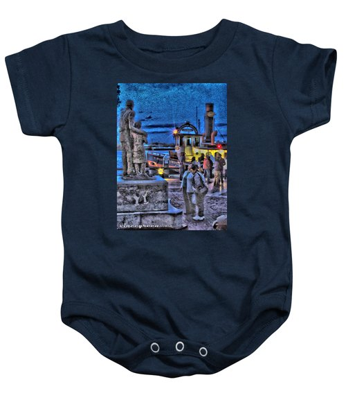 River Street Blues Baby Onesie
