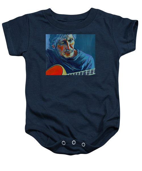 Roger Waters. Do You Think You Can Tell  Baby Onesie