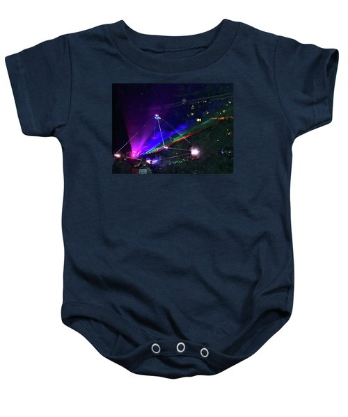 Roger Waters Tour 2017 - Eclipse Part 2 Baby Onesie