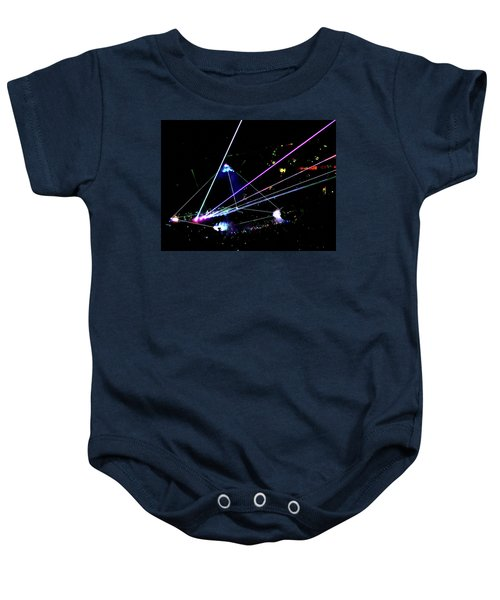 Roger Waters Tour 2017 - Eclipse  Baby Onesie