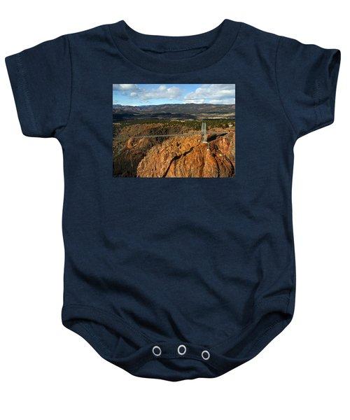 Royal Gorge Baby Onesie