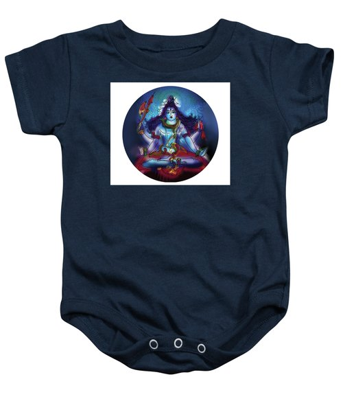 Samadhi Shiva Baby Onesie