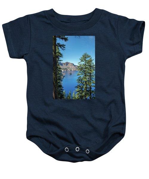 Serene Pines Baby Onesie