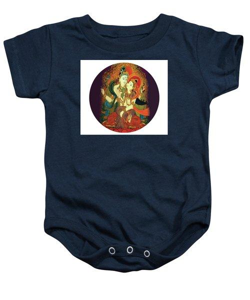 Shiva Shakti Baby Onesie