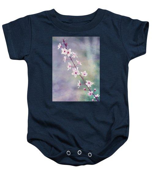 Spring Splendor Baby Onesie
