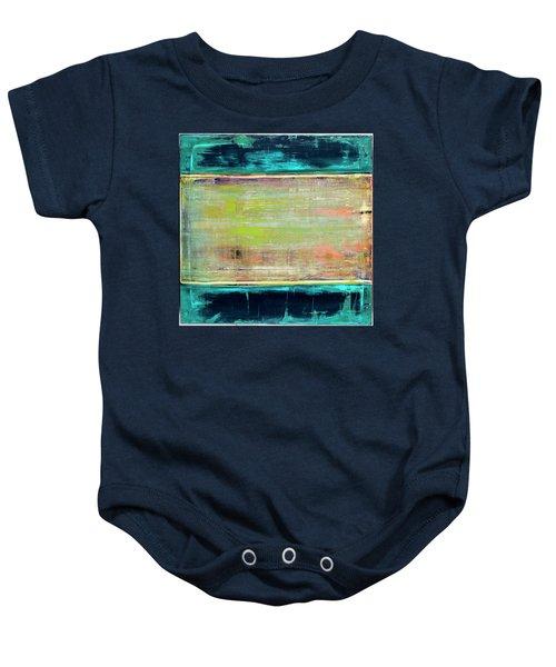 Art Print Square3 Baby Onesie