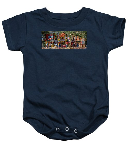 St Marks Place Baby Onesie