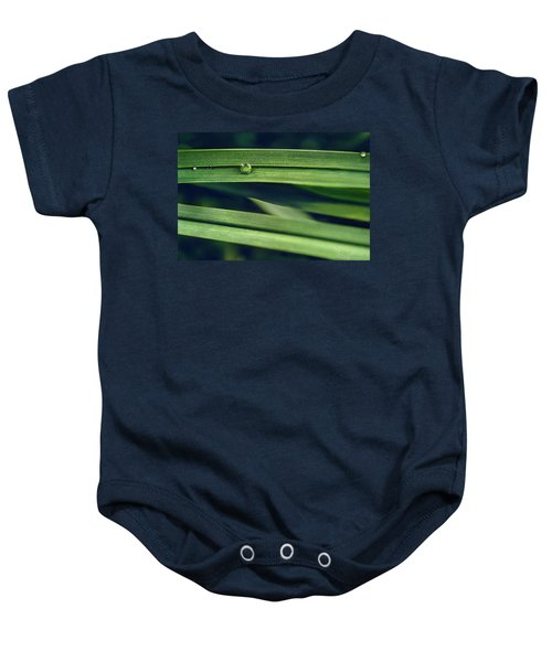 Stacked Baby Onesie