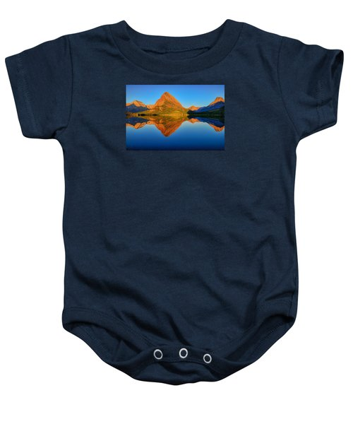 Swiftcurrent Morning Reflections Baby Onesie