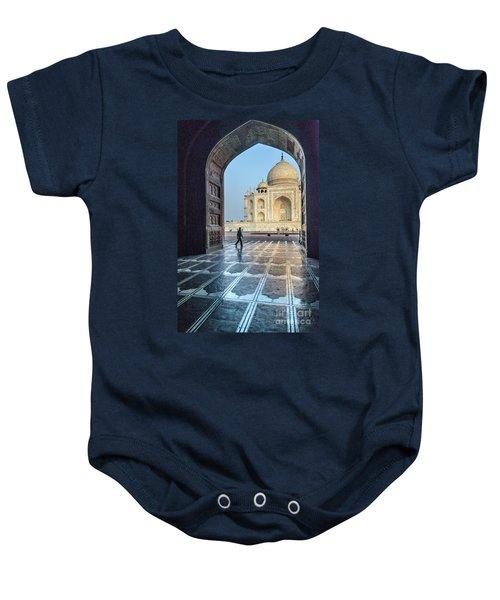Taj Mahal 01 Baby Onesie