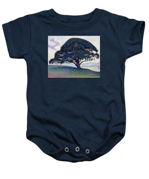The Bonaventure Pine  Baby Onesie