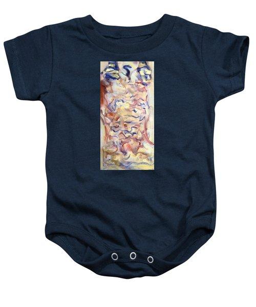 The Dream Stelae / Hatshepsut Baby Onesie