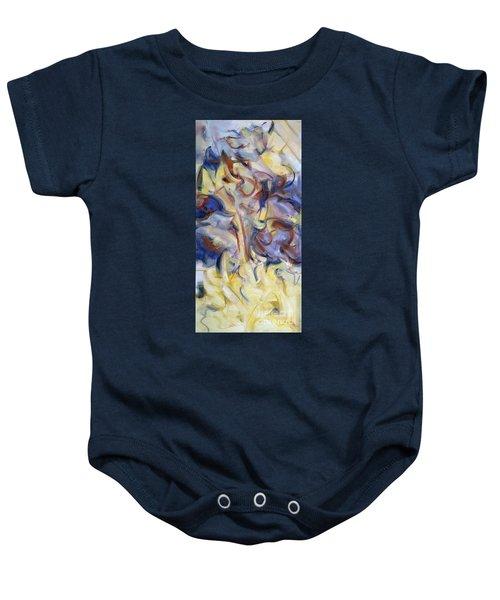 The Dream Stelae / Rameses IIi Baby Onesie