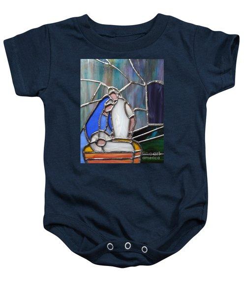 The Nativity  Baby Onesie