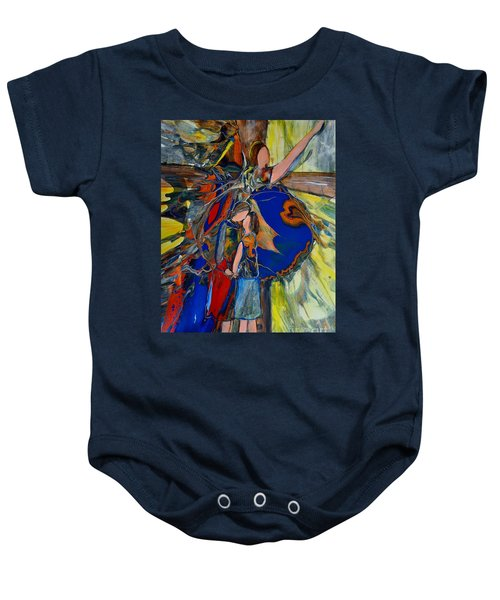 The Power Of Forgiveness Baby Onesie