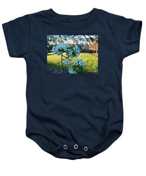 The Promise Of Spring 1c Baby Onesie
