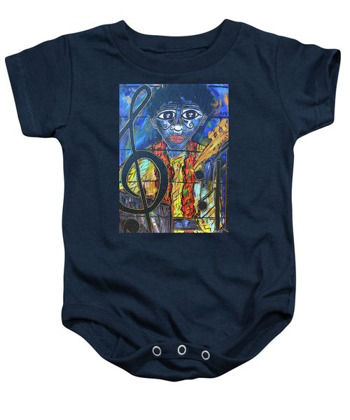 The Recital Baby Onesie