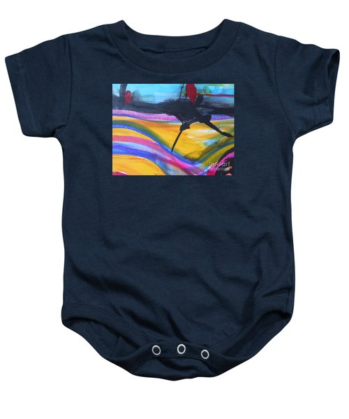 The Road Baby Onesie