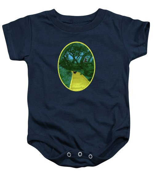 The Road To Oz Baby Onesie