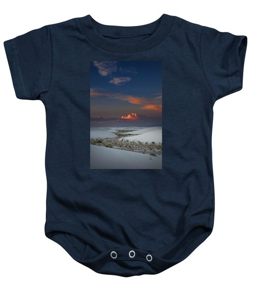 The Sea Of Sands Baby Onesie