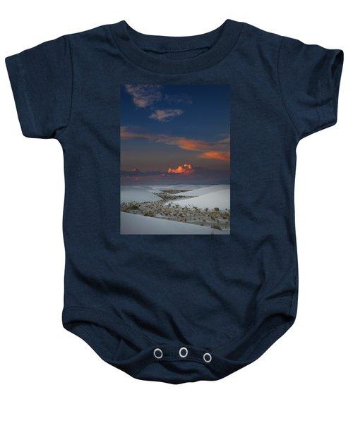 The Sea Of Sands Baby Onesie