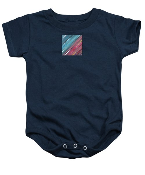 The Song Of The Horizon A Baby Onesie