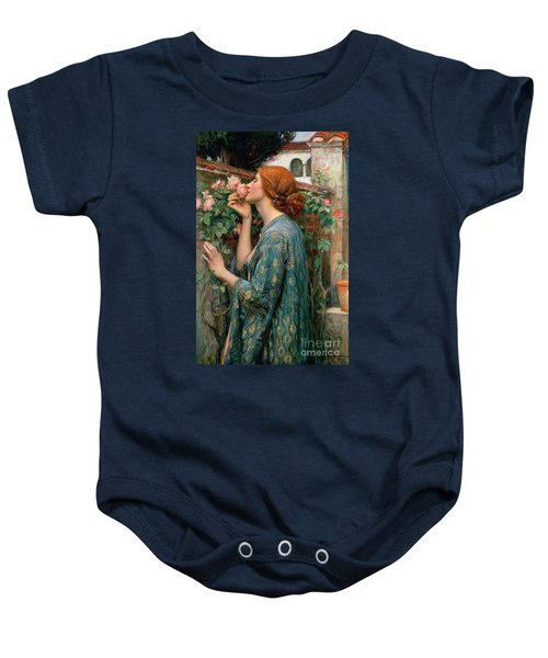 The Soul Of The Rose Baby Onesie