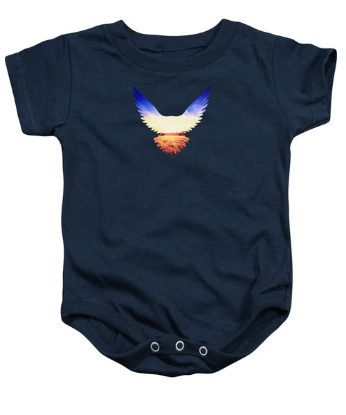 The Wild Wings Baby Onesie