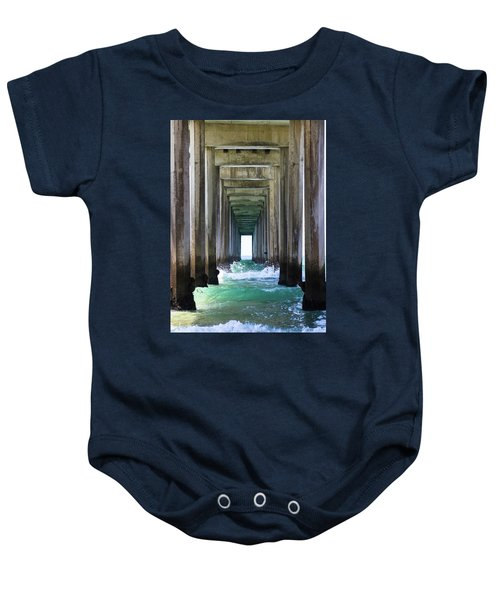 Thinking Outside Of The Box Baby Onesie