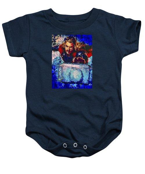 Thor's Hammer Baby Onesie