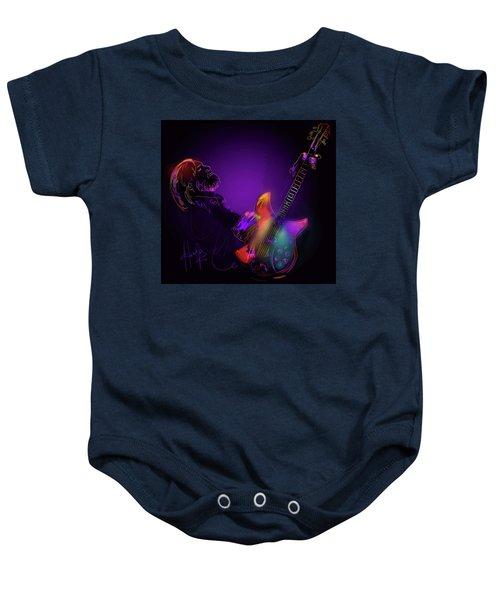 Tom Petty Tribute 1 Baby Onesie