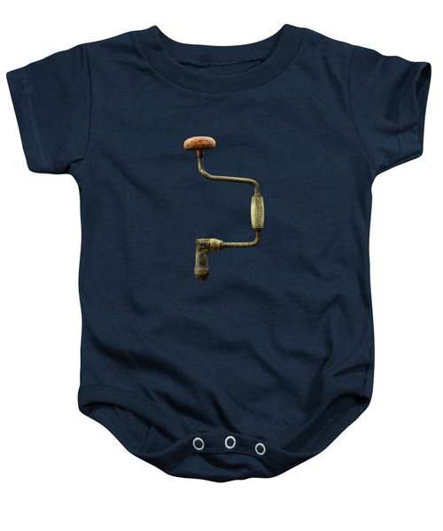 Tools On Wood 58 Baby Onesie
