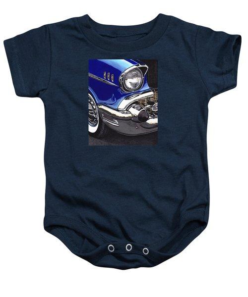 True Blue '57 Baby Onesie