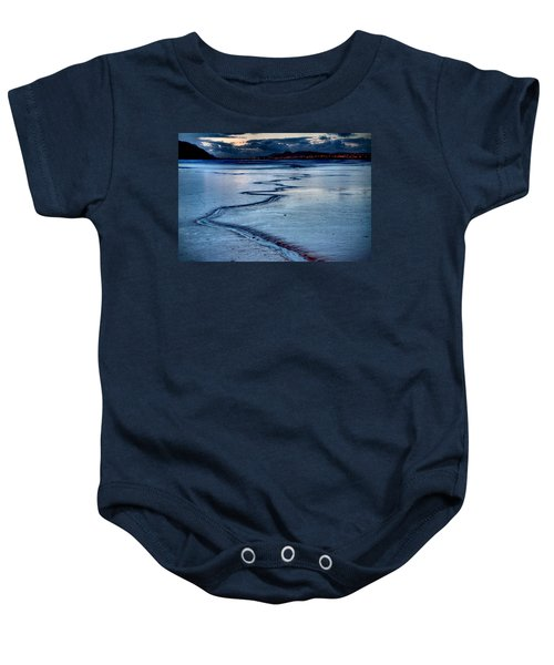 Twilight, Conwy Estuary Baby Onesie