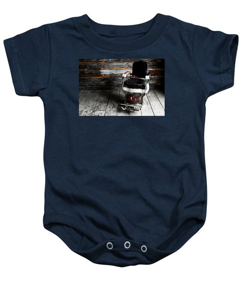 Two Bits Baby Onesie