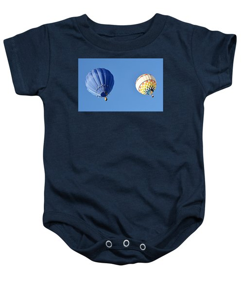 Two High In The Sky Baby Onesie