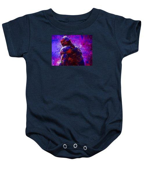 Ultron Baby Onesie