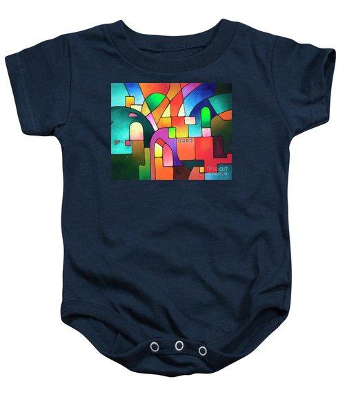 Urbanity Baby Onesie