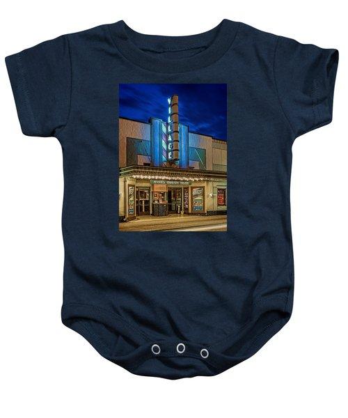 Village Theater Baby Onesie