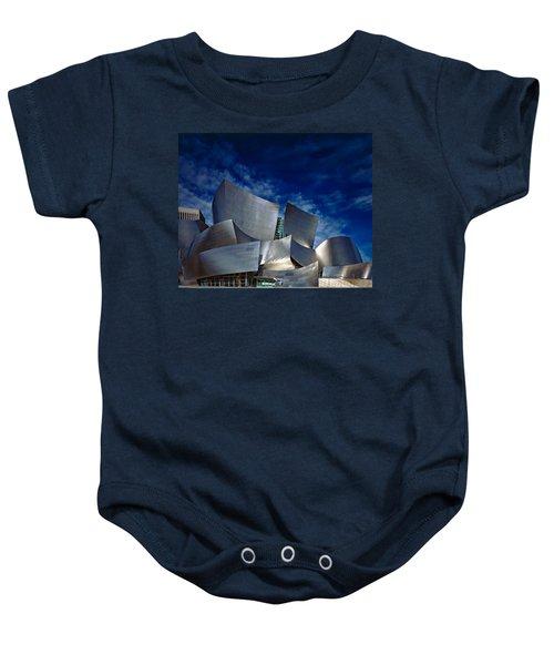 Walt Disney Concert Hall Baby Onesie