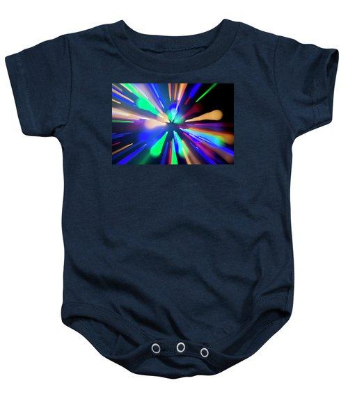 Warp Factor 1 Baby Onesie
