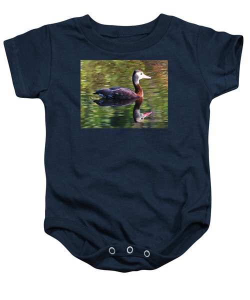 Water Color Baby Onesie