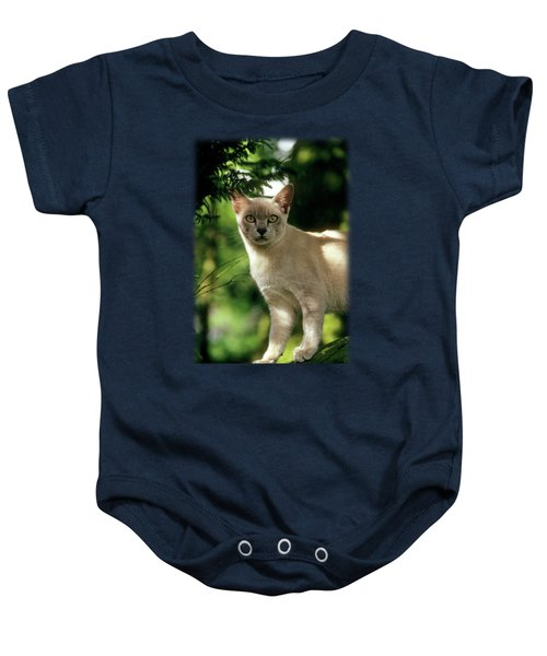 Wilham Baby Onesie by Jon Delorme