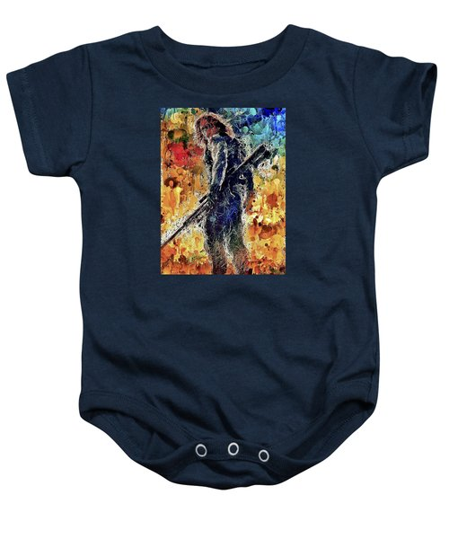 Winter Soldier Baby Onesie